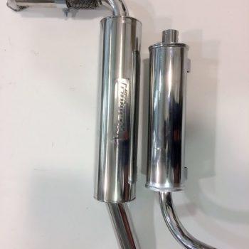 Motorer & avgassystem